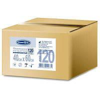 Пеленки гигиенические Білосніжка Компактные 40х60 см 120 шт