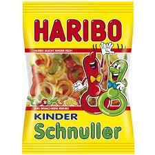 Желейные конфеты Haribo Schnuller