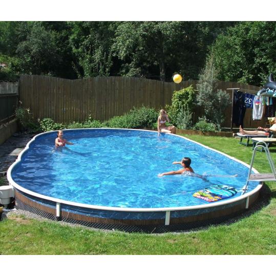 Сборный бассейн Hobby Pool Toscana 9 x 5 х 1.2 м (пленка 0.8 мм)