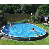 Сборный бассейн Hobby Pool Toscana 9 x 5 х 1.2 м (пленка 0.8 мм), фото 1
