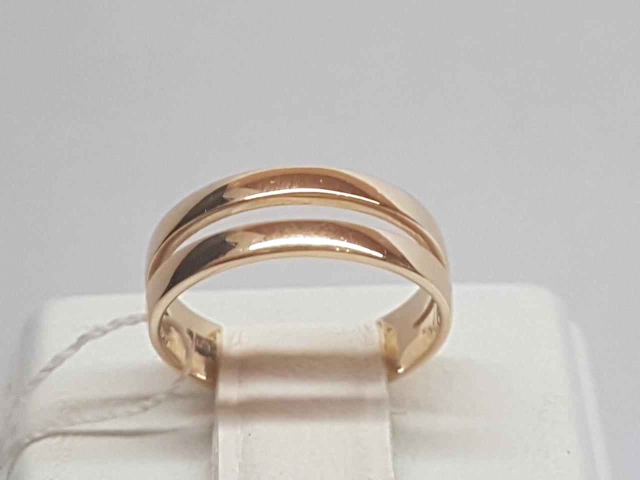 Золотое кольцо. Артикул 700067 14,5