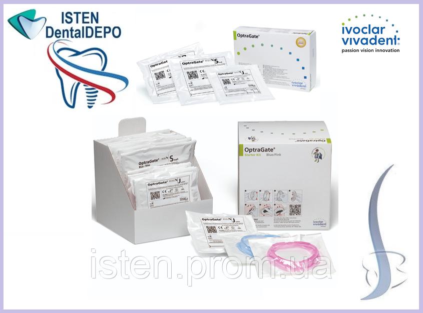 Оптрагейты: ретракторы губные | OptraGate Regular, 1 шт., Ivoclar Vivadent