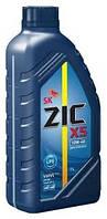 Масло моторное полусинтетическое ZIC X5 LPG 10W-40
