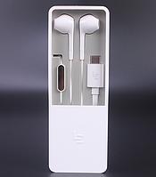Стерео-наушники LeEco LeTV CDLA White с интерфейсом Type-C / Hi-Fi, фото 1