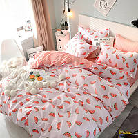 Комплект постельного белья Сладкий Арбуз (двуспальный-евро), фото 1