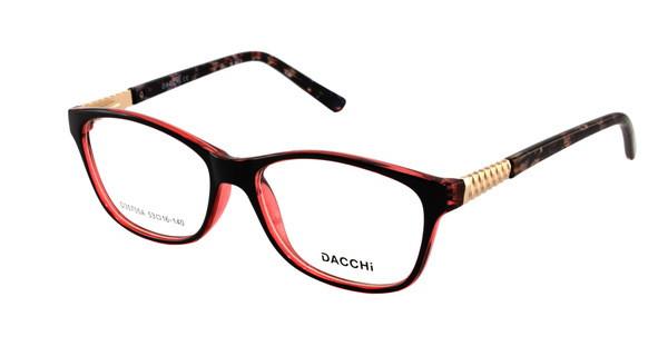 Оправа для окулярів жіноча прямокутна Dacchi