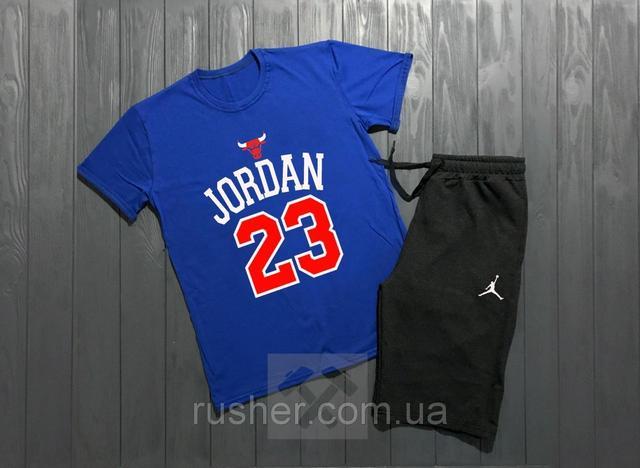 Комплекты: футболка  шорты Jordan
