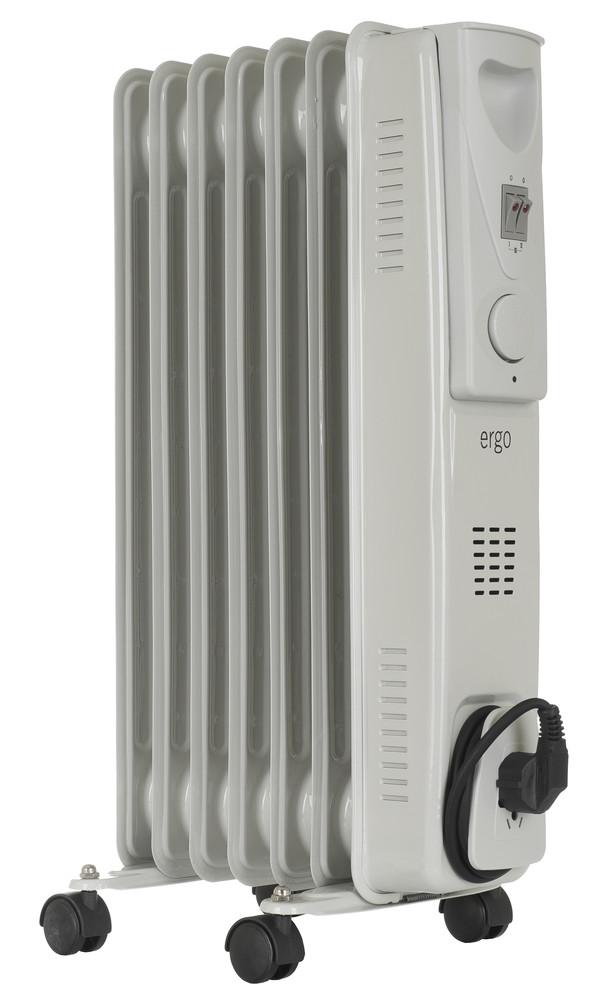 Масляный радиатор Ergo HO 161507 , фото 1