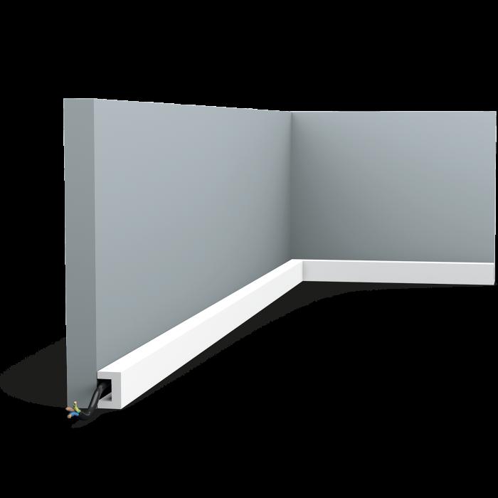 Плинтус Orac Decor CX190 (30x20)мм