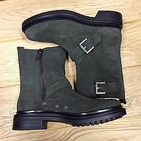Ботинки Calvin Klein Jeans Kris Oiled Suede