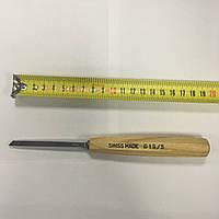 Стамеска компактная, плоская, скошенная Pfeil SWISS MADE No D1S/5