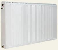 Радіатор Термія мідно-алюмінієвий радіатор з боковим підключенням 40/60 см