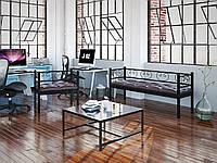 Кресло и Диван 3-х местный Грин Трик