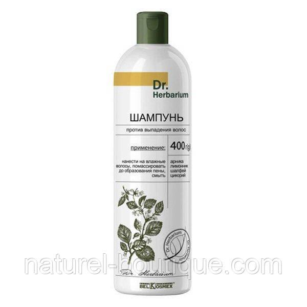 Шампунь Dr. Herbarium против выпадения волос