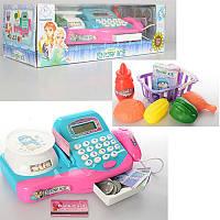Игровой набор Касса в стиле фроузен Frozen - Мой Магазин Супермаркет, кассовый аппарат,звук
