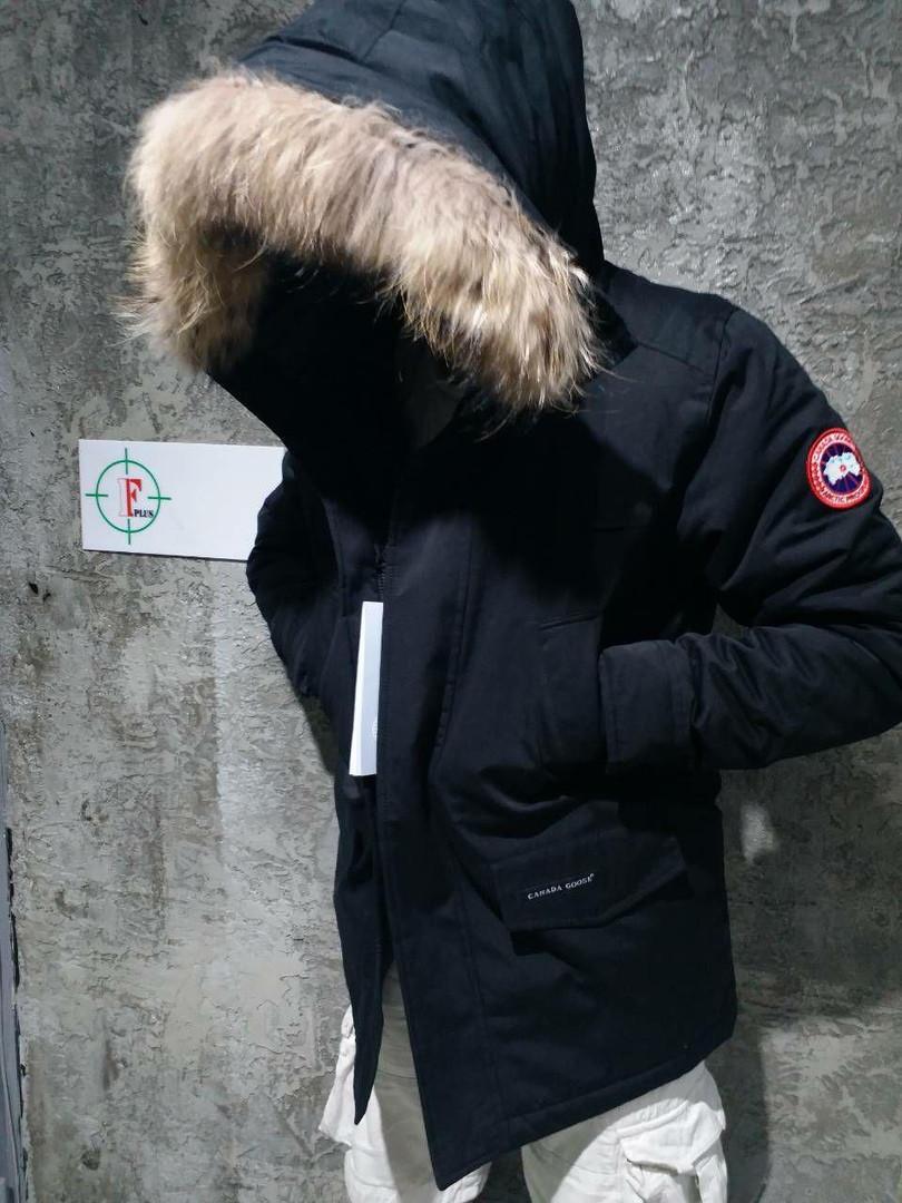 Мужская куртка, черного цвета. Куртка зимняя. ТОП КАЧЕСТВО!!!