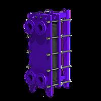 Разборный теплообменник на отопление 100 кВт