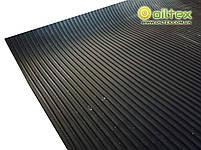Резиновое покрытие для пола автодорожка полоса, фото 2