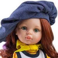 Кукла Кристи художница32 см Paola Reina04652, фото 1