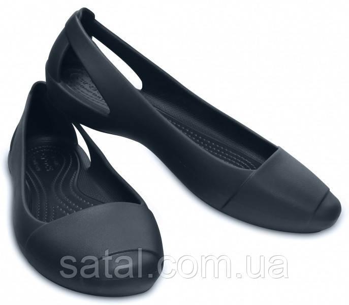 """Кроксы. Crocs. """"Сиена"""". Темно-синий"""
