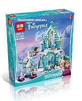 """Конструктор Lepin 25002 """"Волшебный ледяной замок Эльзы"""" 731 деталь. Аналог Lego Disney Princess 41148, фото 1"""