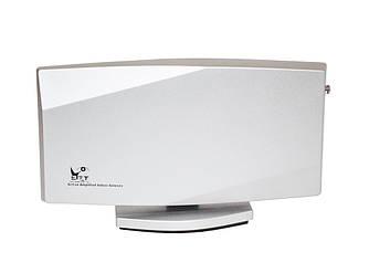 Антена для тюнера Т2 з підсилювачем CCT HDA 04 біла
