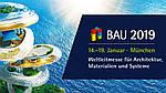 BAU 2019 in Munich!