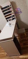 Профессиональный фотоотзыв с профессиональным маникюрным столом 1