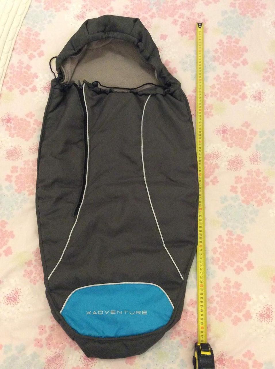 Конверт чехол на коляску спальный мешок детский