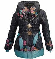 Модная курточка для девочки в расцветках