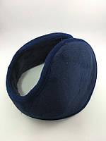 Наушники флисовые Ears warm затылочные синие