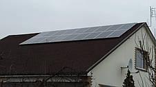 Солнечная  электростанция Зеленый тариф 10кВт OPTIMAL под ключ с документальным оформлением и монтажом, фото 2