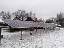 Солнечная  электростанция Зеленый тариф 10кВт OPTIMAL под ключ с документальным оформлением и монтажом, фото 3
