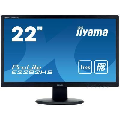 Монитор iiyama E2282HS-B1