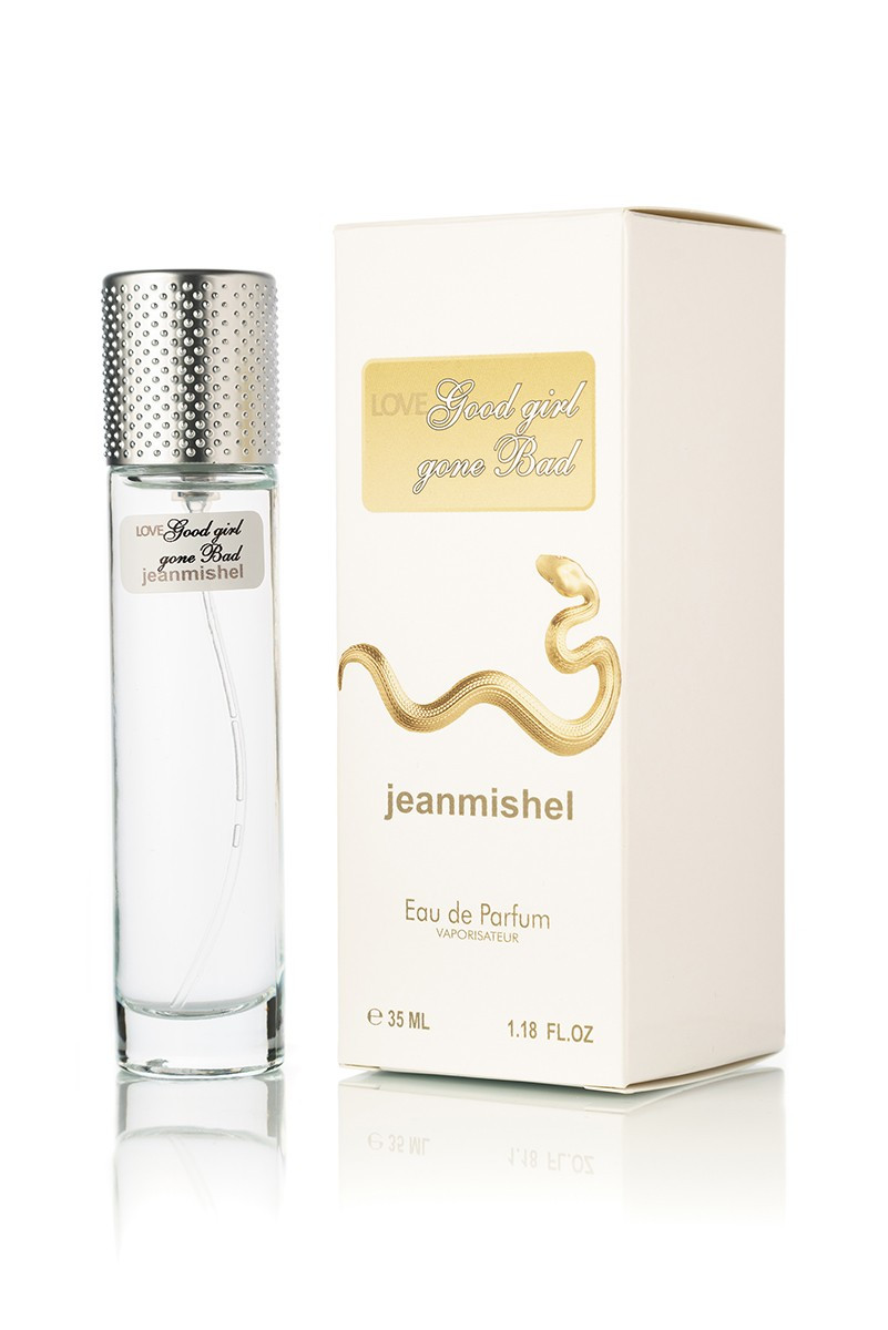 JEANMISHEL LOVE GOOD GIRL GONE BAD EDT 35МЛ