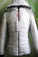 Стильная подростковая куртка для девочек на 9-15 лет.