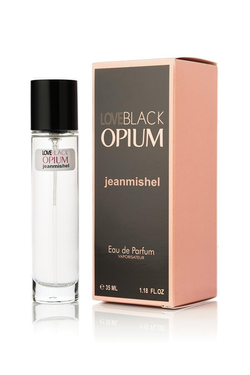 JEANMISHEL LOVE BLACK OPIUME EDT 35МЛ