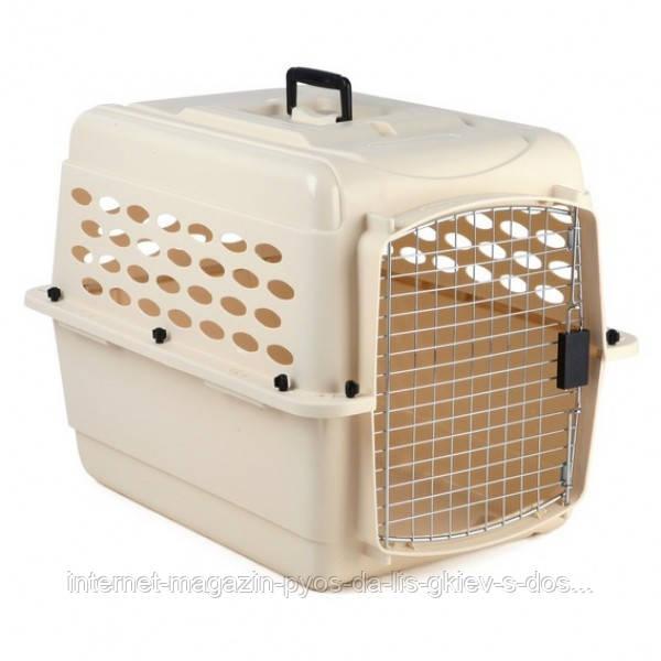 """Переноска для собак и кошек Трикси TRIXIE """"Kennel II 3"""", 64 × 69 × 91 см"""