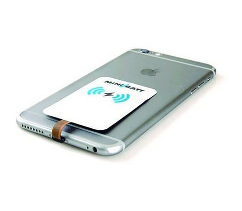 Зарядное устройство MiniBatt Qi Flexible Card Lightning (Iphone), фото 2