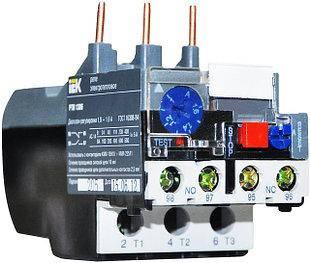 РТИ - электротепловые реле защиты
