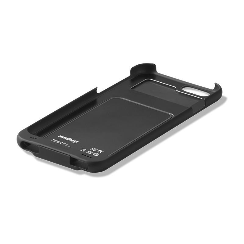 Чехол MiniBatt PowerCase для Iphone 7 Plus с Qi и PMA приемником для беспроводной зарядки