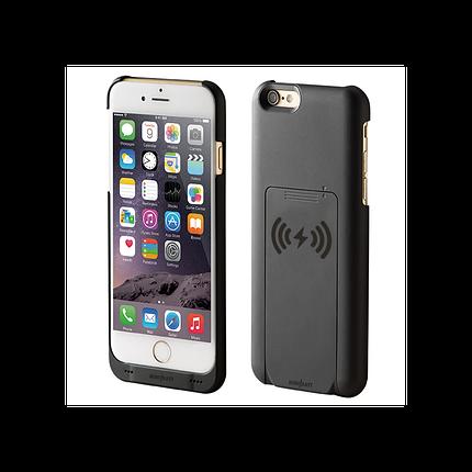 Чехол MiniBatt PowerCase для Iphone 7 Plus с Qi и PMA приемником для беспроводной зарядки, фото 2