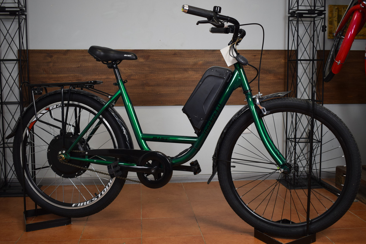 """Электровелосипед 26"""" Tracker XF48 500W/48V10.4А"""