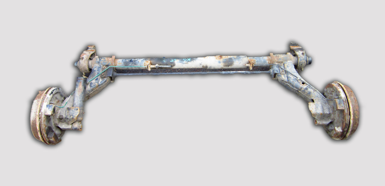 Задняя балка Рено Канго б/у 2-х торсионная