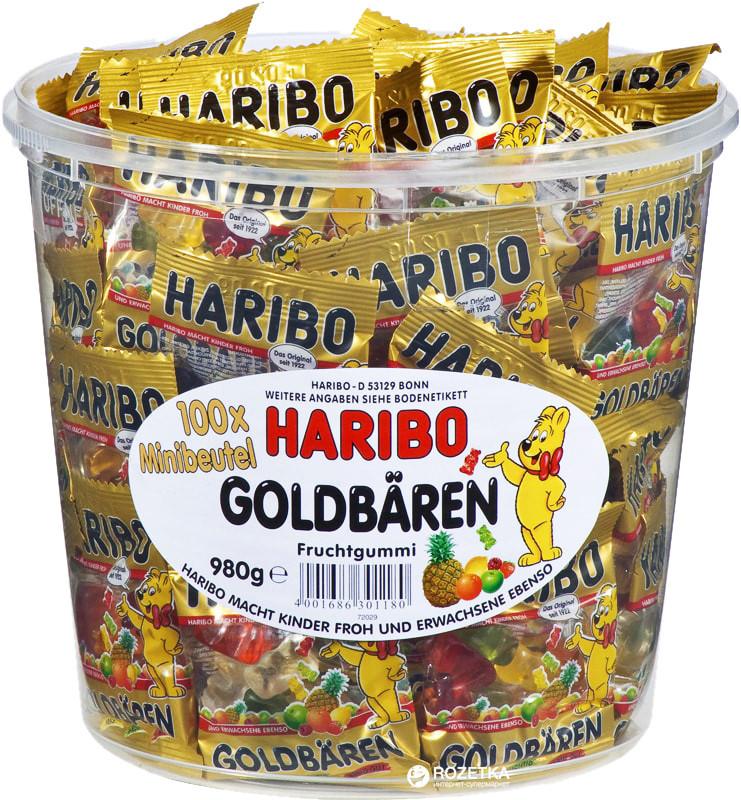 Haribo Goldbären mini