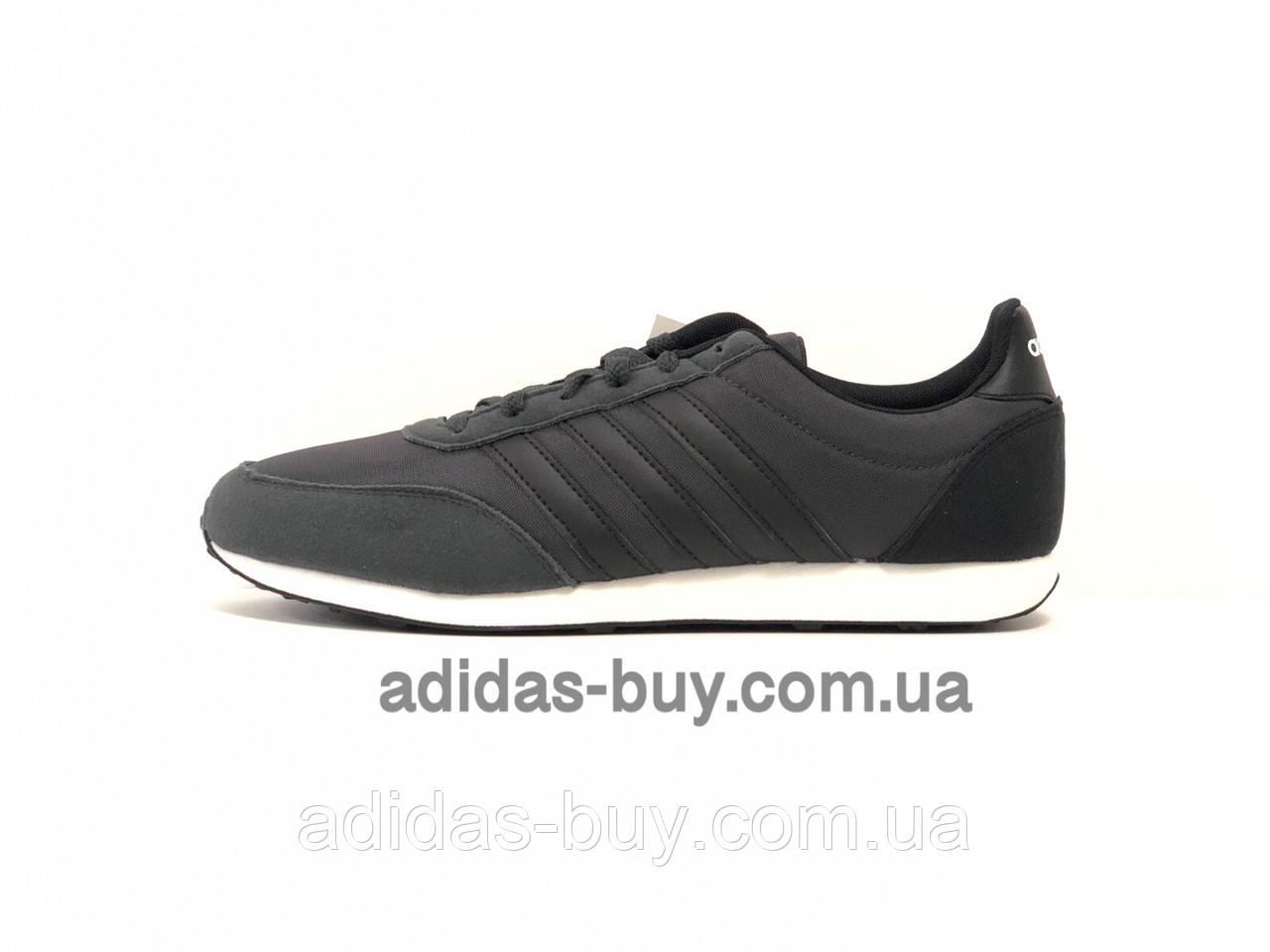 Кроссовки мужские оригинальные adidas V RACER 2.0 артикул B75799 цвет: черный