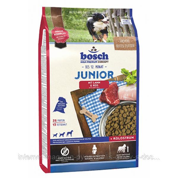 Bosch HPC Junior Lamb & Rice (с чувствительным пищеварением), 3 кг