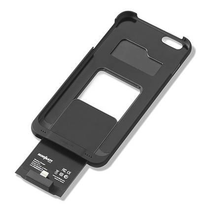Чехол MiniBatt PowerCase для Iphone 7  с Qi и PMA приемником для беспроводной зарядки, фото 2