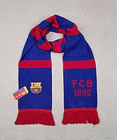 Шарф клубный Logo Design FC Barcelona 2018-19