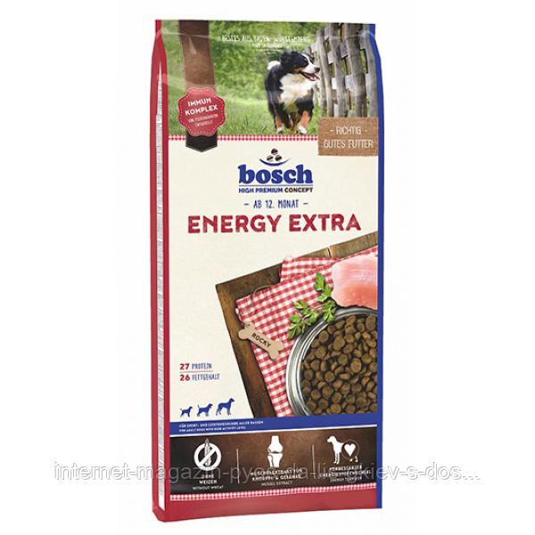 Bosch HPC Energy Extra(для взрослых собак вольерного содержания), 1 кг